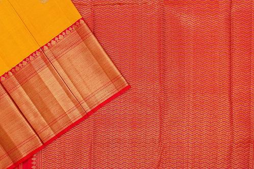 Kanjivaram silk saree SS2081