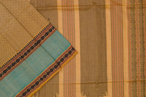 Amrith weaves creation silk Cotton saree PSAC090132