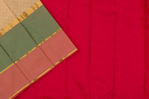 Blended silk saree SS2200