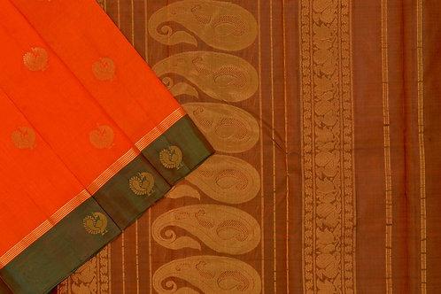 Amrith weaves creation soft silk saree PSAC090208