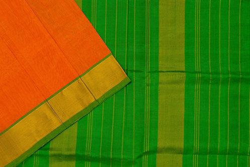 Amrith weaves creation silk Cotton saree PSAC090162