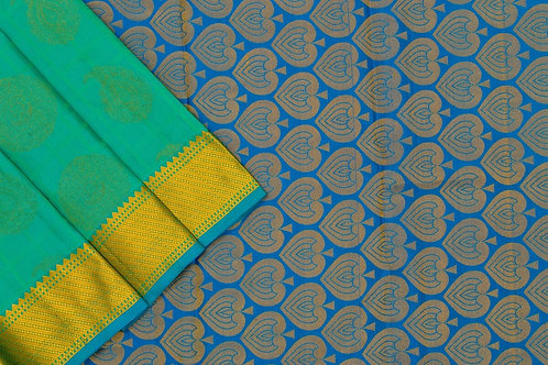 Amrith weaves creation soft silk saree PSAC090086