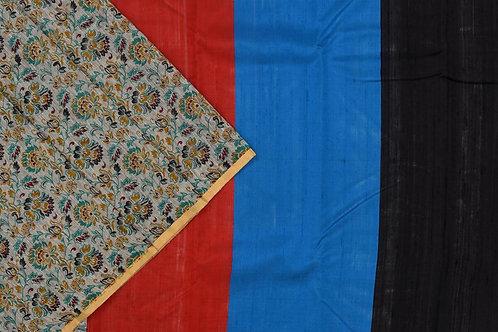 Amrith weaves creation silk cotton saree PSAC090244