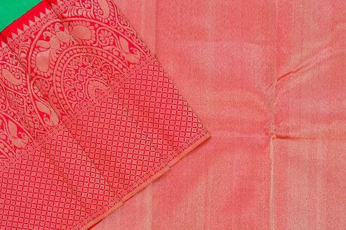 Sita mahalakshmi kanjivaram silk saree PSSM05LRAM200781