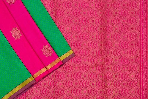 Kanjivaram silk saree SS1712