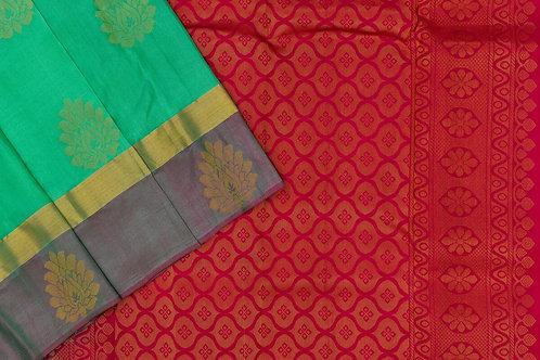 Soft silk saree SS2036