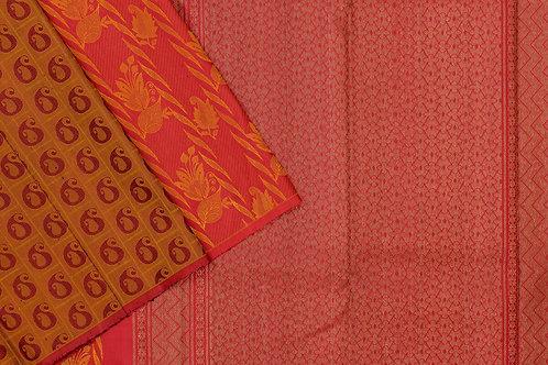 Kanjivaram silk saree SS2172