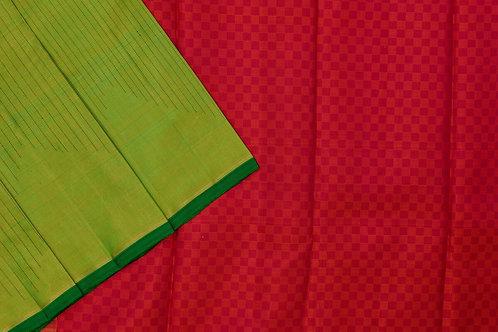 Sita mahalakshmi kanjivaram silk saree PSSM05SMLGAV201120