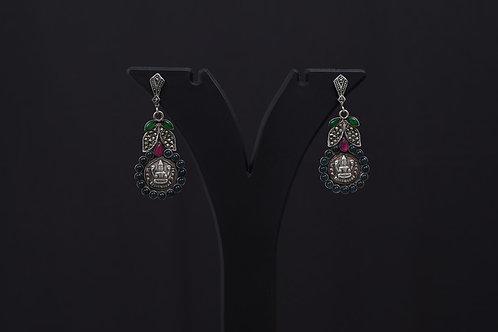 Lasya Silver Earrings PSLA180013