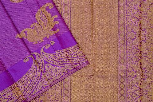 Bridal Kanjivaram silk saree SS1717