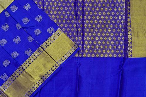 Sita mahalakshmi kanjivaram silk saree PSSM05SMLRJK190839