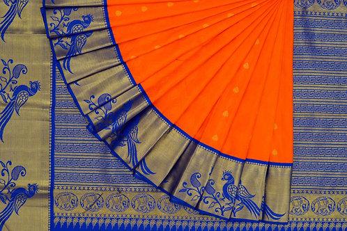 Shreenivas silks Kanjivaram silk saree PSSR011087