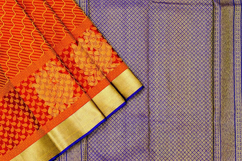 Shreenivas silks Kanjivaram silk saree PSSR011560