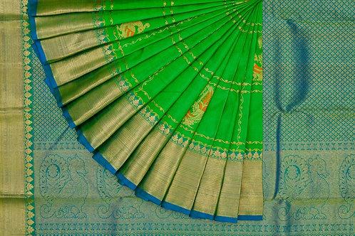 Shreenivas silks Kanjivaram silk saree PSSR011590