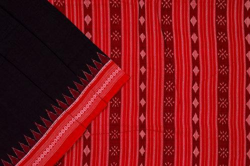 Ira Creations Sambalpuri Cotton Saree PSIC12IRA07