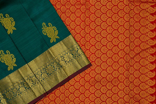 Amrith weaves creation soft silk saree PSAC090194