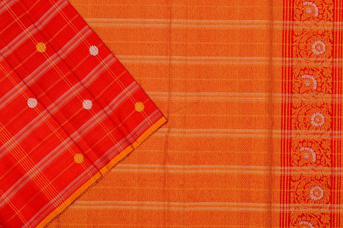 Sita mahalakshmi kanjivaram silk saree PSSM05LKKS200906