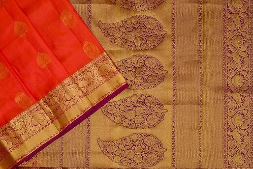 Amrith weaves creation soft silk saree PSAC090188
