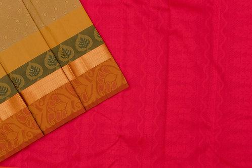 Blended silk saree SS2211