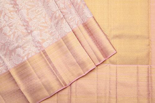Tharakaram kanjivaram silk saree PSTK040019