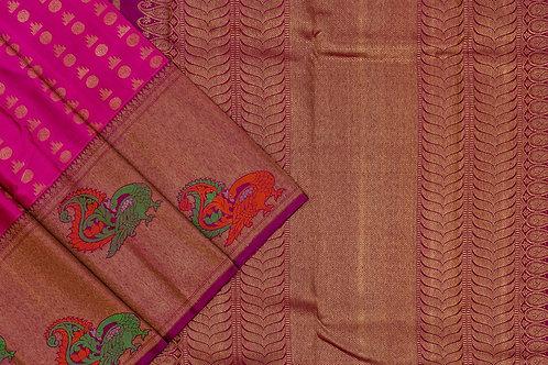 TheSilkLine Kanjivaram silk saree PSTL021329