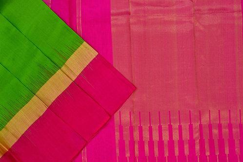 Amrith weaves creation soft silk saree PSAC090165