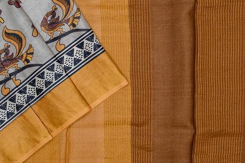 Shreenivas silks Tussar silk saree PSSR012107