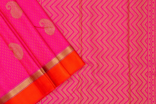 Shreenivas silks Kanjivaram silk saree PSSR011700
