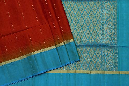 Tharakaram soft silk saree PSTK040075