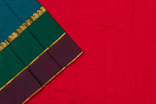 Blended silk saree SS2026