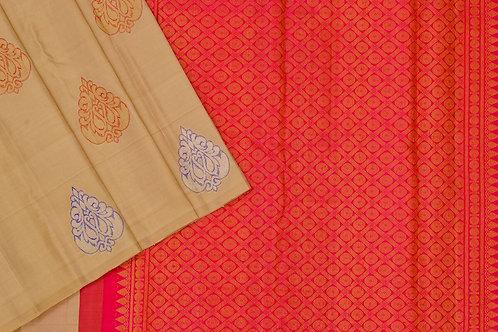 Kanjivaram silk saree SS1807