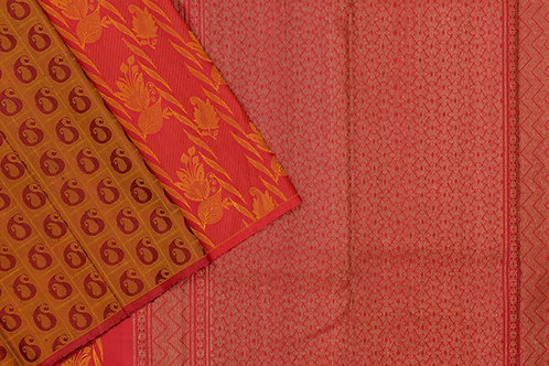 Shreenivas silks Kanjivaram silk saree PSSR012172
