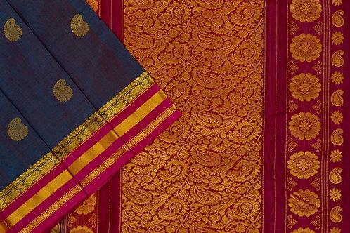 Amrith weaves creation silk cotton saree PSAC090239