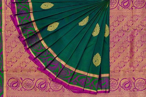Kanjivaram silk saree SS1355