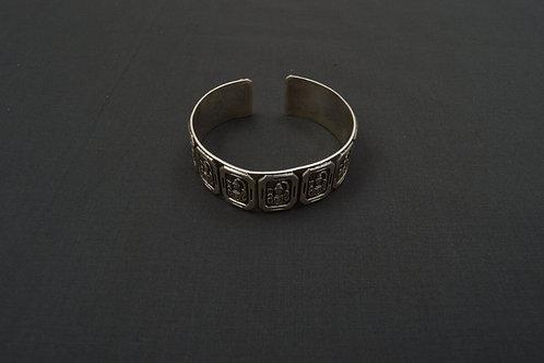 Alankrita Silver Handcuff PSAL1019