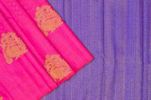 Kanjivaram silk saree SS1534
