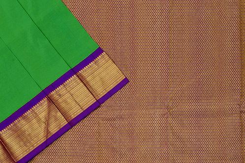 Kanjivaram silk saree SS1780
