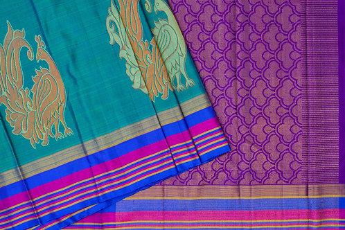Kanjivaram silk saree SS1450