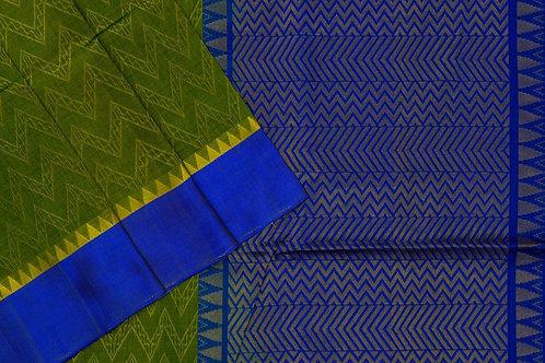 Amrith weaves creation silk Cotton saree PSAC090133