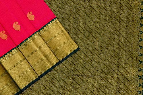 Kanjivaram silk saree SS1769