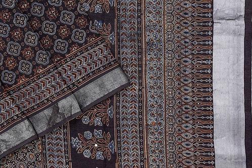 Tina Eapen mul cotton saree PSTE130034