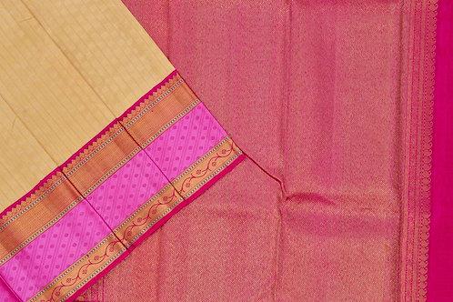 Sita mahalakshmi kanjivaram silk saree PSSM05SMLGAV190927