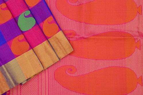 Amrith weaves creation soft silk saree PSAC090052