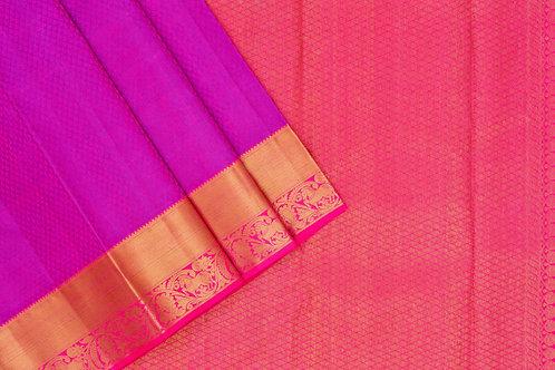 Kanjivaram silk saree SS1542
