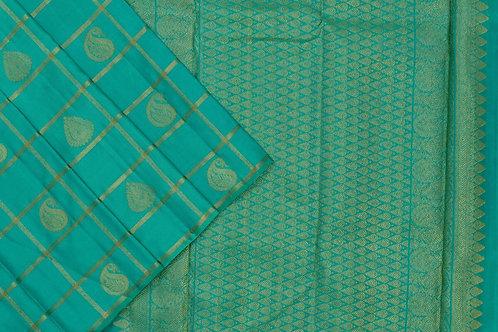 Kanjivaram silk saree SS2053