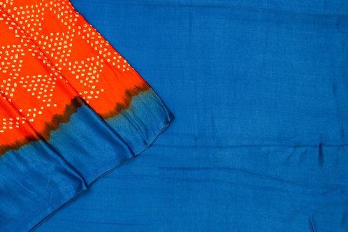 Coorv designs gajji silk saree PSCO110079