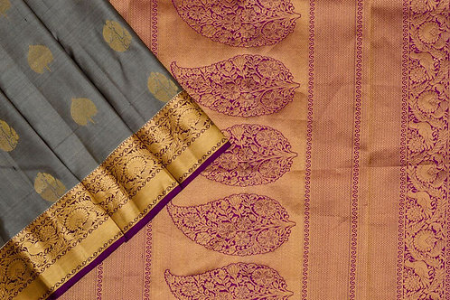 Amrith weaves creation soft silk saree PSAC090187