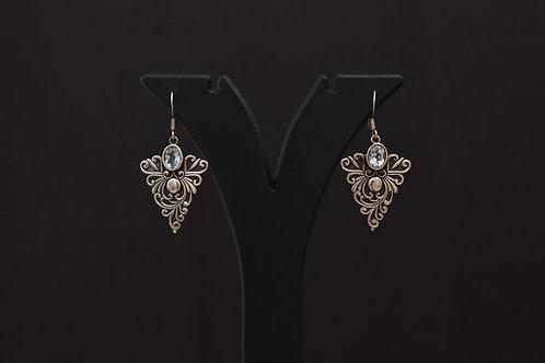 Lasya Silver Earrings PSLA180010