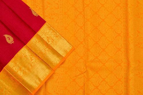 Kanjivaram silk saree SS1676
