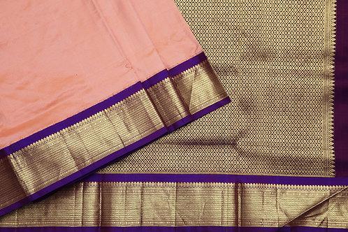Tharakaram nine and a half yards silk saree PSTK040149